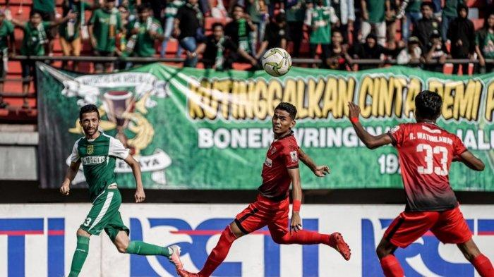 Susunan Pemain Persebaya Surabaya di Laga Persidago Vs Persebaya Piala Indonesia, 4 Pilar Absen