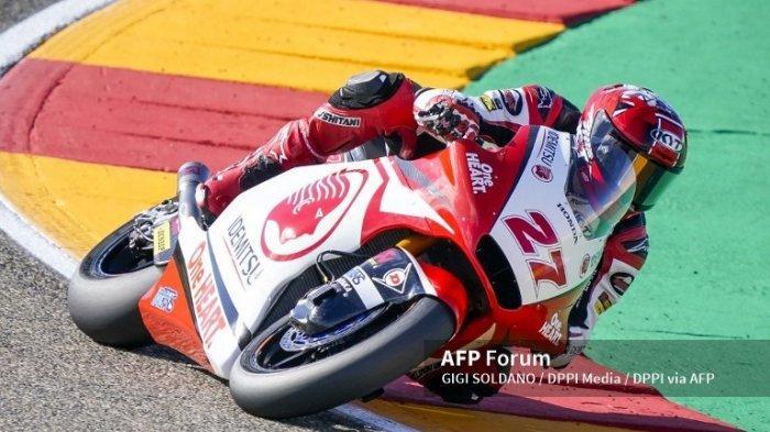 Hasil FP1 FP2 Moto2 - Jadwal FP3 FP4 Live Stream Kualifikasi Moto2 MotoGP Portugal! Asa Andi Gilang