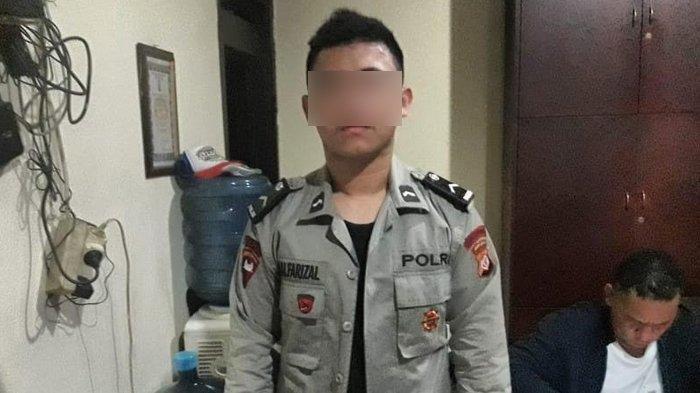 Aksi Polisi Gadungan Terhenti Seusai Hajar Remaja, Residivis Lutfi Tajuddin Ditangkap Jatanras
