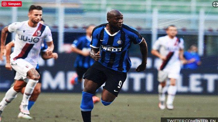 UPDATE SKOR Hasil Bologna vs Inter Milan -Wasit Acuhkan Penalti & Peluang Lukaku, Skor 0-0