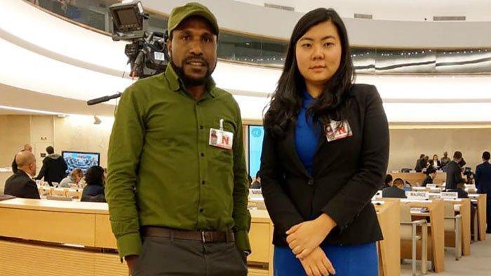 REKAM JEJAK Veronica Koman dan 6 Fakta Tersangka Provokasi Asrama Mahasiswa Papua di Surabaya