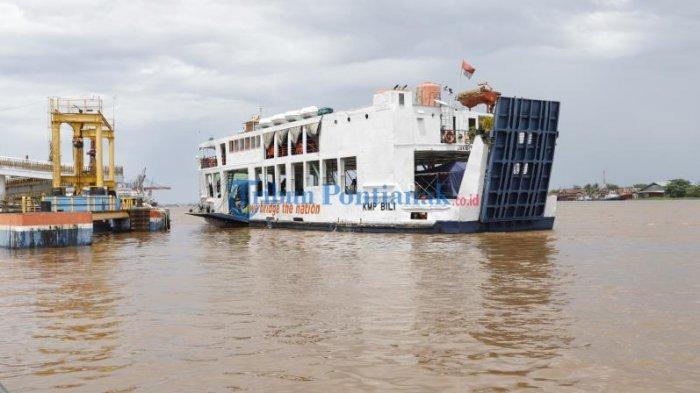 BWS Kalimantan I Sebut Kondisi Sungai Kapuas Masih Normal