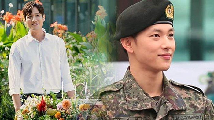 AKTOR Pemeran Lee Tae Oh The World of The Married Main Layar Lebar, Park Hae Joon Duet Im Siwan