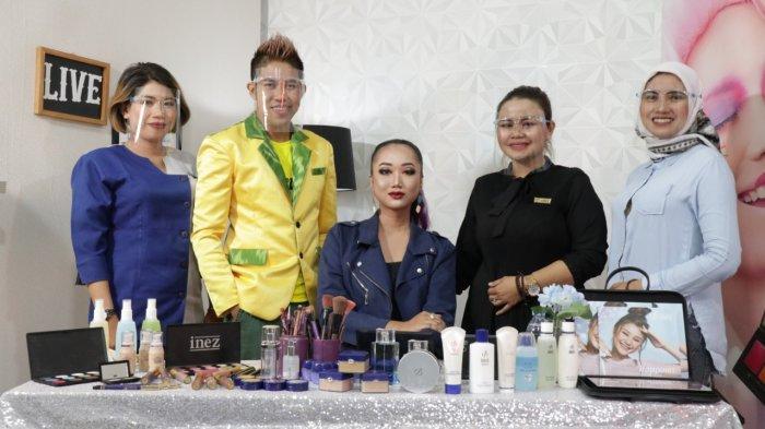 Inez Cosmetics Jaring Kaum Milenial Lewat Berbagai Produk Best Seller