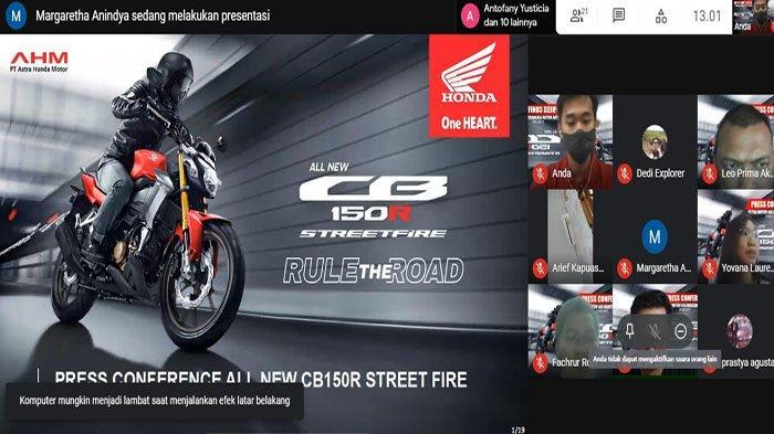 ALL New Honda CB150R Baru Bawa DNA Big Bike, Resmi Dikenalkan di Kalbar   Tawarkan 3 Keistimewaan