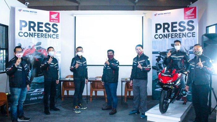 Astra Motor Kalbar Launching All New Honda CBR 150R, Lukas: Semoga dapat Diterima Masyarakat Kalbar