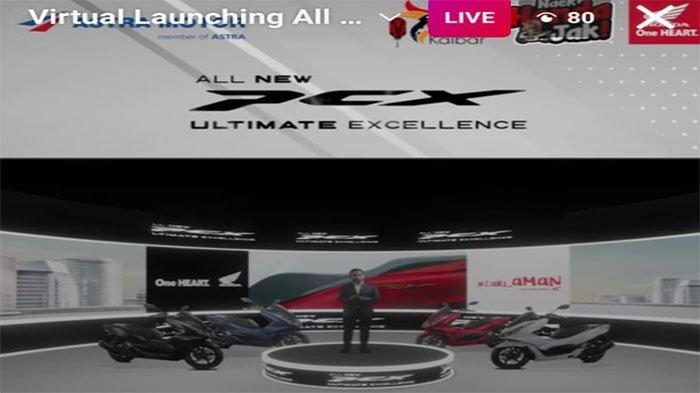 All New Honda PCX 160 Resmi Dijual di Kalbar, Berapa Harganya? | Bawa Mesin Baru 160 Cc 4 Katup eSP+