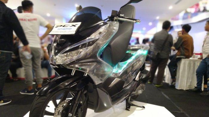 Meski CBU, Astra Motor Pontianak Yakinkan Aftersales All New Honda PCX Hybrid Tetap Prima