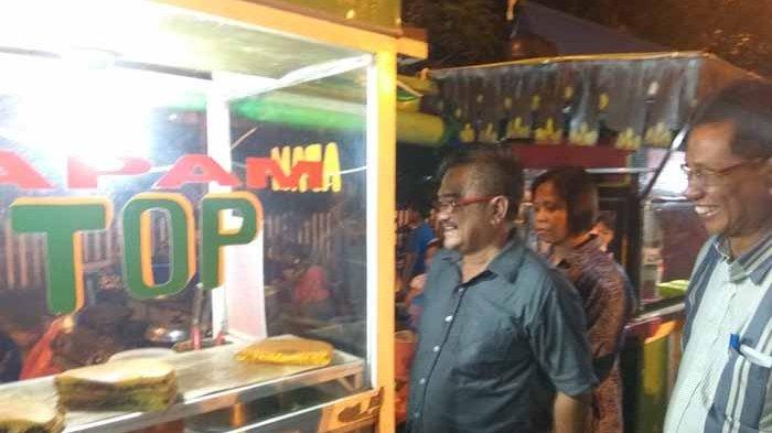Warga Sambut Baik Wacana Pembangunan Pusat Kuliner Malam di Pontianak