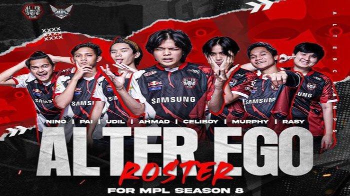 Alter Ego Jawara MPL ID Season 8 - Cek Hasil Klasemen MPL Terbaru dan Jadwal Lengkap Pekan Ini