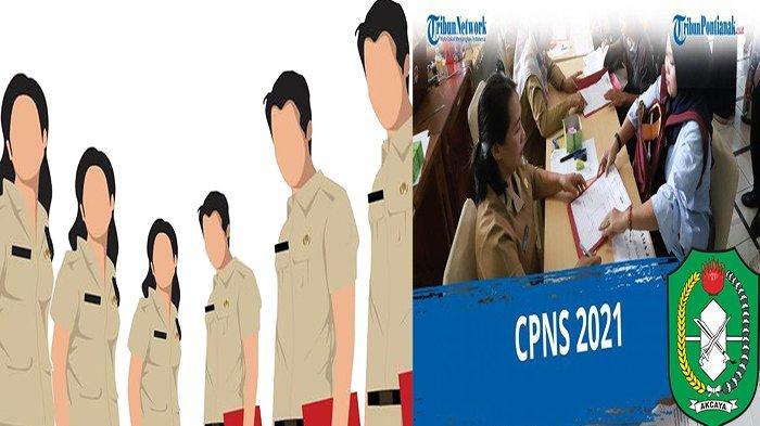 BKPSDM Kayong Utara Persiapkan Pemeriksaan Prokes Bagi Peserta