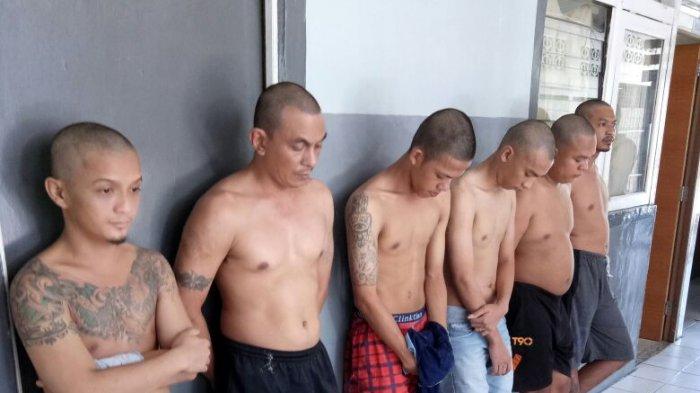 BREAKING NEWS: Petugas Rutan Amankan Warga Binaan Saat Pesta Sabu