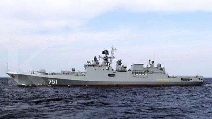 Amerika Serikat Kirim Kapal Perang ke Laut Hitam Lagi, Rusia 'Balas' dengan Latihan Tembak Langsung