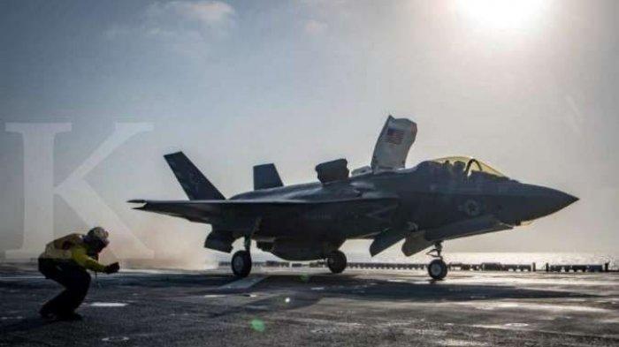 AMERIKA Serikat Perlakukan Turki Tak Adil di Proyek Pesawat Tempur F-35, Ankara Kini Tuntut USA