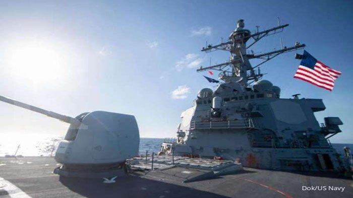 AMERIKA Vs Rusia dan China Panas di Banyak Front, Presiden AS Joe Biden Naikkan Anggaran Pertahanan
