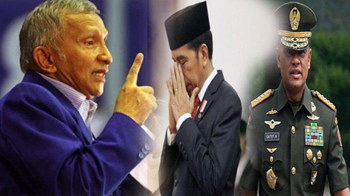 Amien Rais Sindir Presiden Petahana Berasal dari Negeri Antah Berantah