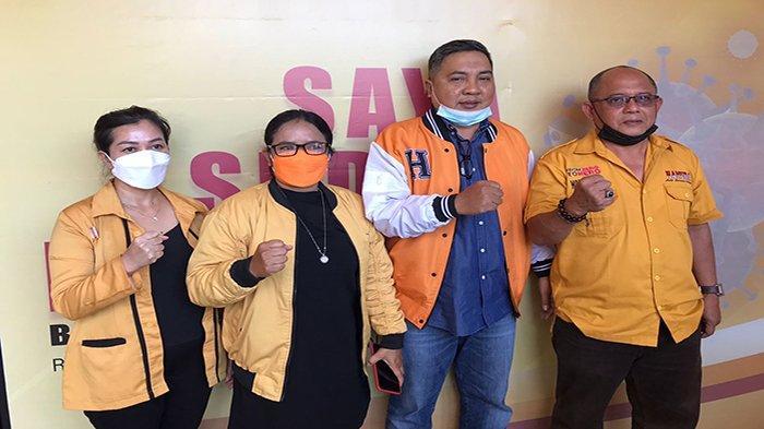 DPD Hanura Kalbar Turut Kontribusi Lakukan Percepatan Vaksinasi