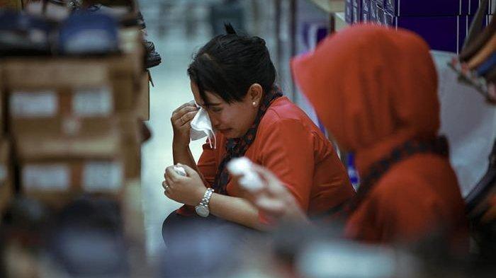 KISAH Haru Anak Yatim Pertama Kali Beli Baju Lebaran di Mal, Karyawan Mal Sampai Menangis