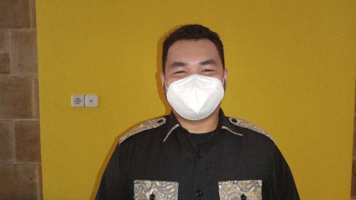 Ketua Hipmi Pontianak, Andi Dhirgam Charnova Ajak Masyarakat Vaksin Covid-19