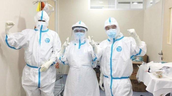 Kisah Nakes Mendampingi Pasien Covid 19 saat Sakaratul Maut di Ruang Isolasi Rumah Sakit