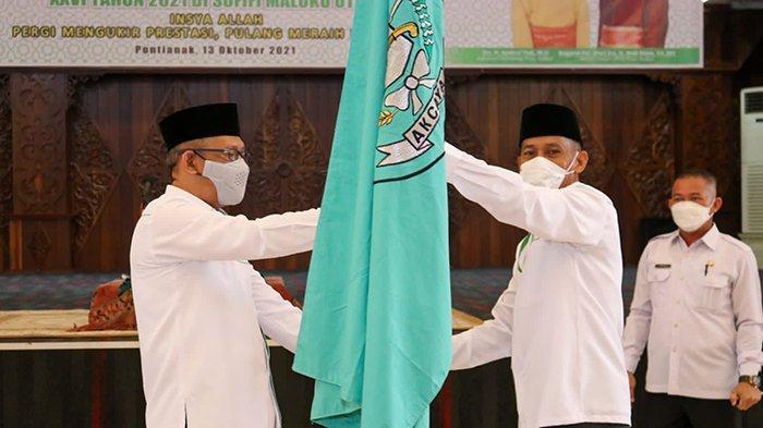 Lepas 45 Kafilah STQ XXVI, Gubernur Sutarmidji Yakin Perwakilan Kalbar Raih Prestasi yang Lebih Baik