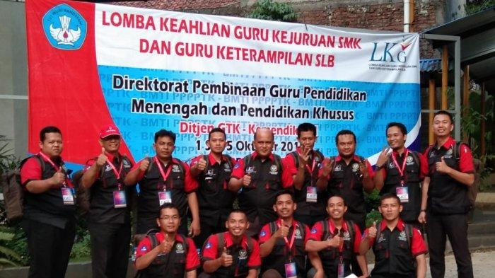 Guru SMK SMTI Pontianak Mewakili Kalbar Menjadi Finalis Lomba Keahlian Guru Tingkat Nasional