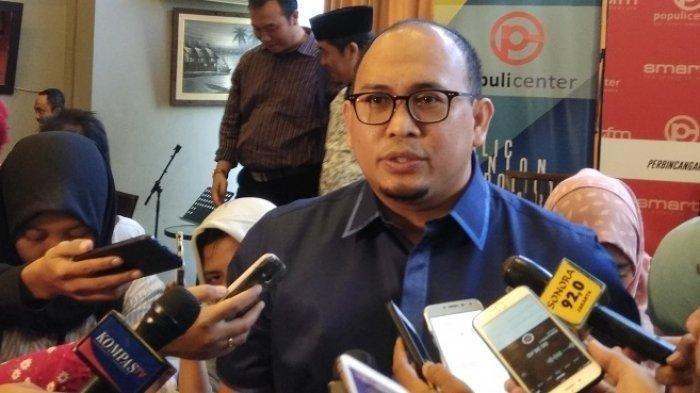 Tanggapan Andre Rosiade Soal Jokowi Unggulkan Sandiaga Uno di Pilpres 2024: 'Gerindra Belum Bicara'