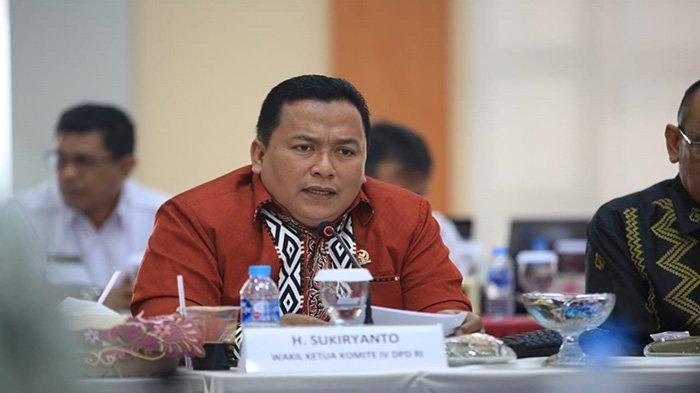 Apresiasi Kabinet Jokowi, Sukiryanto Sempat Harap Putra Kalimantan Masuk Jajaran
