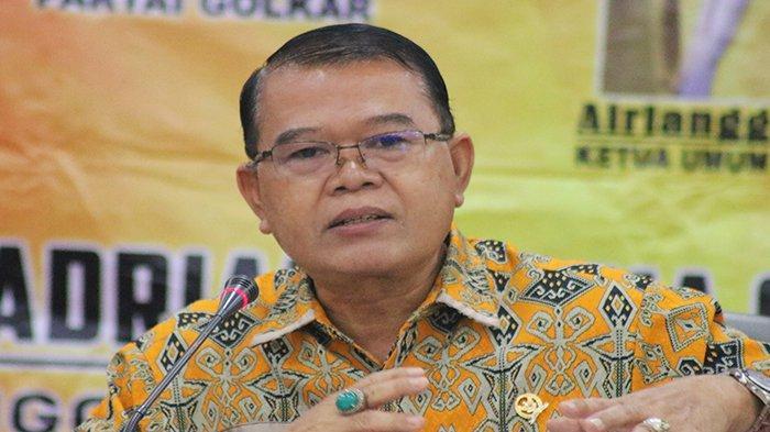 Anggota DPR RI Adrianus Asia Sidot Sarankan Bentuk BNN Kabupaten Landak