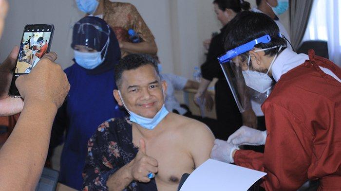 Dorong Percepatan Vaksinasi Covid-19 di Pontianak, Zulfydar Minta Ketersediaan Vaksin Terpenuhi