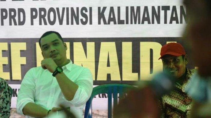 Arief Rinaldi Ungkap Sikap Fraksi Golkar Terhadap RPJMD Perubahan Gubernur