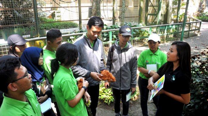 Sharp Ajak Komunitas Sharp Greenerator Belajar Konservasi Orangutan