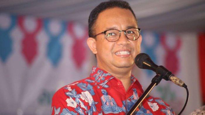 Anies Baswedan Raih Penghargaan Pembina K3 Terbaik Bersama 15 Gubernur Lainnya dari Kemenaker