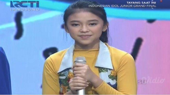 LIVE Streaming Indonesian Idol Junior, Detik-detik Pengumuman Hasil GRAND FINAL Sedang Belangsung