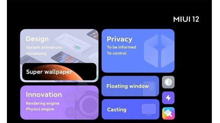 MIUI 12 Rilis, Deretan Ponsel Xiaomi Ini Akan Rasakan Fitur Unggulannya Termasuk Sistem Daya Baterai