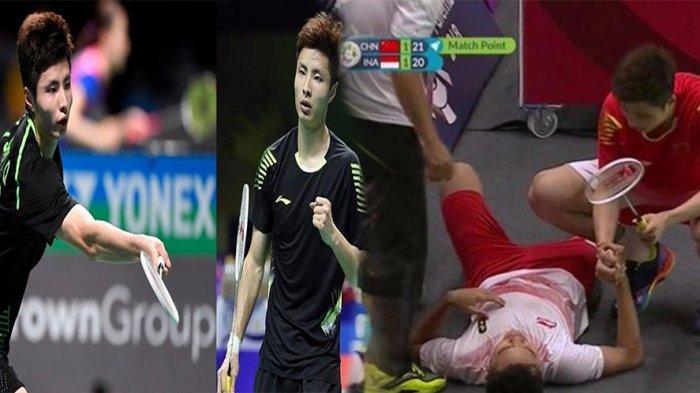 China Juara Piala Sudirman 2019, Shi Yuqi Kalahkan Kento Momoto 2-1, Hanya Gelar Tiga Nomor