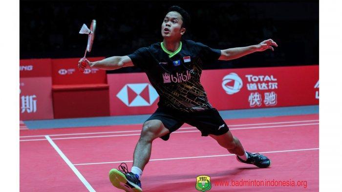 Jadwal Badminton Malaysia Masters 2020: Ada Marcus/Kevin, Jonatan Christie dan Anthony Ginting