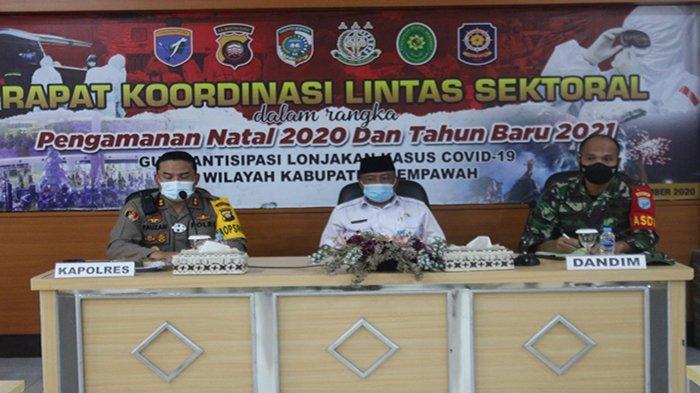 Muhammad Pagi Ajak Masyarakat Kabupaten Mempawah untuk Selalu Mengedepankan Protokol Kesehatan