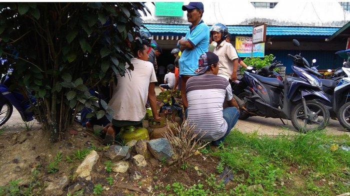 Kelangkaan LPG 3 Kg, Senator Kalbar Harap Pertamina Perbaiki Alur Distribusi
