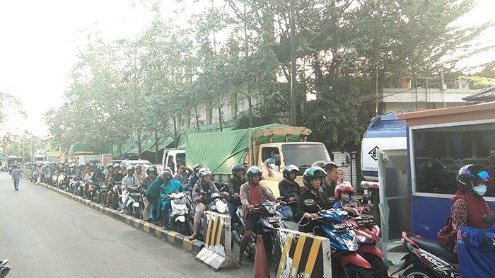Penyeberangan Feri akan Tambah Jam Operasional Guna Peralihan Kendaraan Muatan Berat