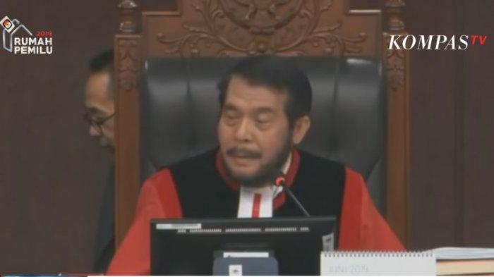 Ketua MK Anwar Usman Segera Debat RPH, Tim Jokowi - Prabowo Siap Terima Putusan Sengketa Pilpres
