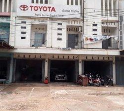 CARI Alamat Anzon Toyota Service Station di Kota Sanggau, Disini Lokasinya