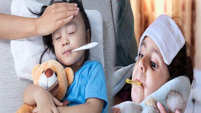 Apa Itu Penyakit Step ? Kenali Gejalanya dan Ini Pertolongan Pertama Step Pada Anak