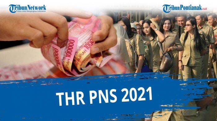 Apakah THR Dipotong Pajak? Cek Jadwal Pencairan THR PNS 2021