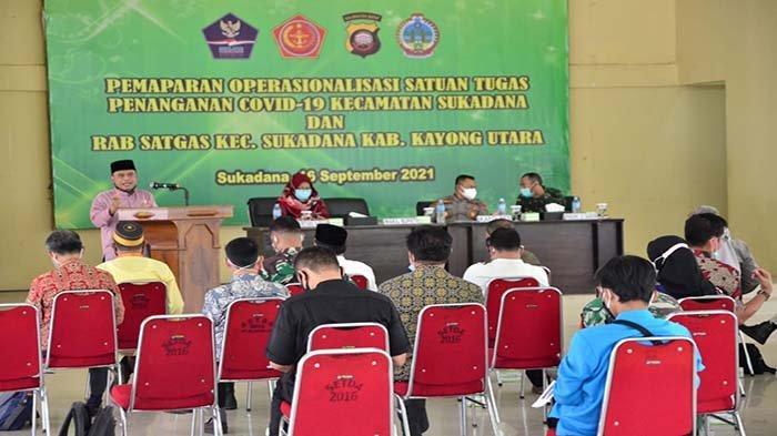 Effendi Ahmad Nilai Satgas Kecamatan Telah Bergerak dengan Baik