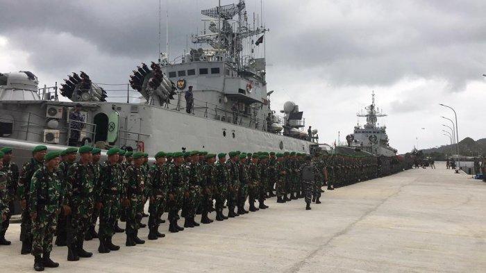Sikap China Seusai TNI Siaga Tempur di Natuna dan Pemerintah Indonesia Kirim Kapal & Pesawat Tempur