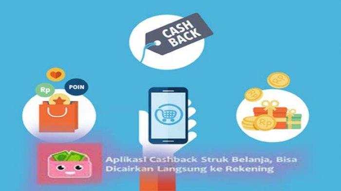 Aplikasi Belanja Penghasil Uang dari Casback dan Hadiah Uang Tunai Ajak Teman Setiap Hari
