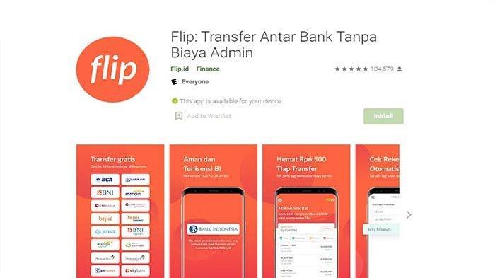 Aplikasi Transfer Uang Gratis Antar Bank Ada Promo Bagi Uang hingga Rp 5 Juta, Masukan Kode Referral