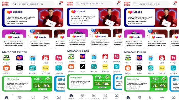 Aplikasi Belanja Hemat dan Untung dari Aplikasi Shopback Cashback hingga Hadiah Ajak Teman