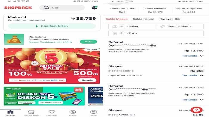 CARA Belanja Pakai ShopBack ke Berbagai Ecommers Dapat Cashback dan Hadiah Uang Tunai